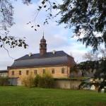 starý renesanční zámek